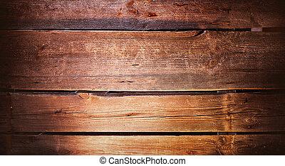 antigas, madeira, abstratos, textura, experiência., fundo