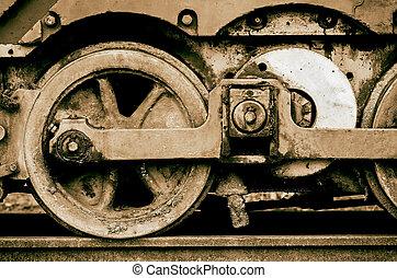 antigas, mecânico
