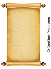 antigas, papel, texture.antique, fundo, scroll, para, texto,...