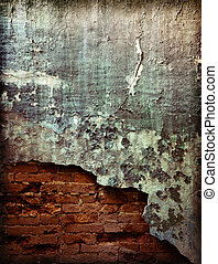 antigas, parede