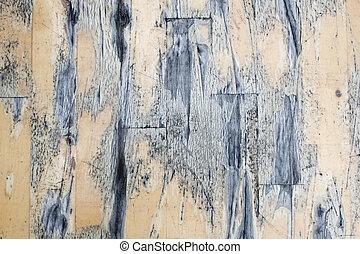antigas, pintado, textura madeira