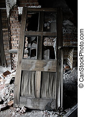antigas, porta