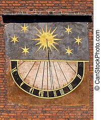 antigas, sundial