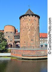 antigas, torre, gdansk