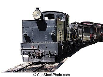 antigas, trem