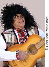 antigas, ukranian, homem