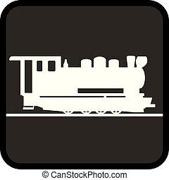 antigas, vapor, locomotiva