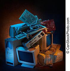 antiguo, tecnología
