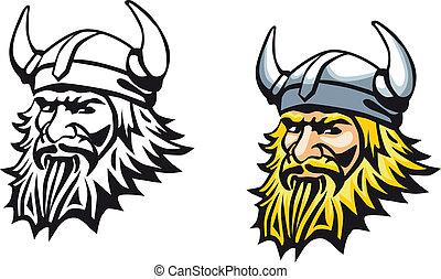 antiguo, viking