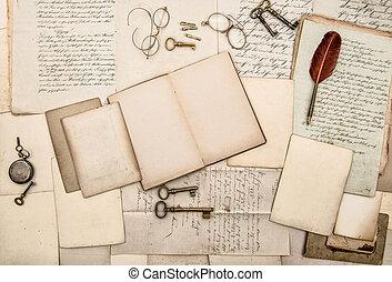 antik öreg, hivatal, segédszervek, harangszó, irodalomtudomány, levelezőlapok