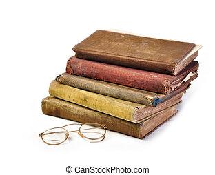 antik, bøger