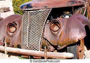 antik bil