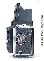 antik fényképezőgép