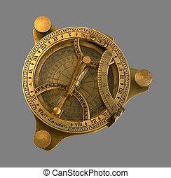 antik kompas