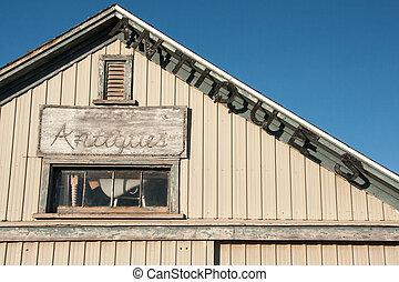 antik shop