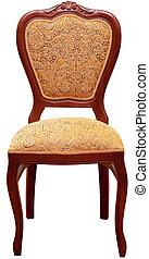 antik, stol