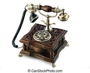antik telefoner