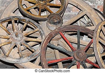 antik, wagon tol