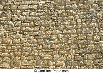 antikes , wand, stein