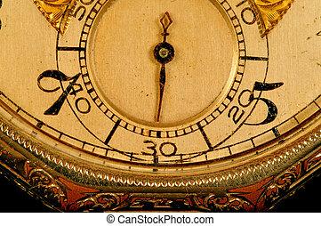 antikvitet, armbandsur vett