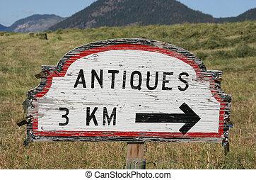 antikviteter