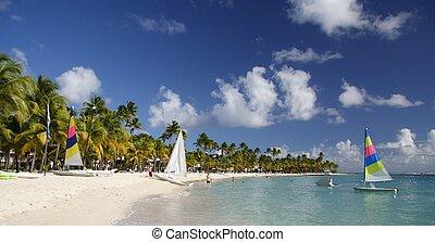 antilles, beachlife