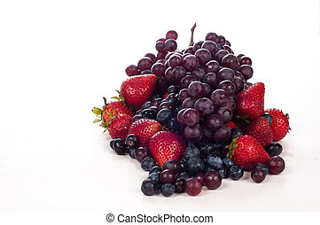 antioxidants - delicious fruits and vegetables atinioxidants...
