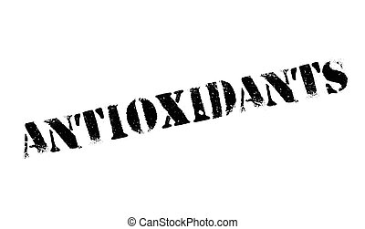 Antioxidants stamp