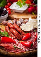 Antipasti and Fingerfood