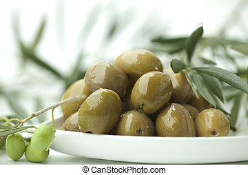 Antipasti - olives