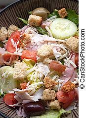 Antipasto Chefs Salad