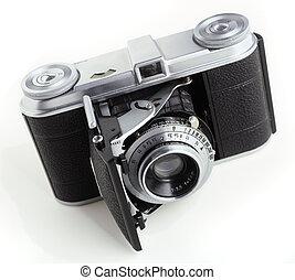 Antique 35mm film camera