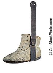Antique Baby Shoe