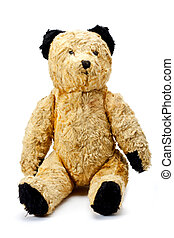 Antique bear. - Antique toy bear in fantastic condition on a...