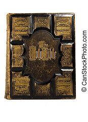 Antique Bible Cover