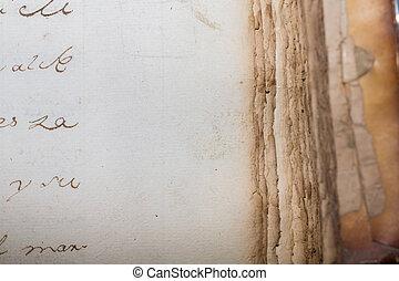 Antique Book background