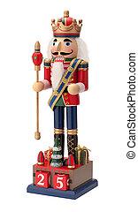 Antique Christmas Royal Nutcracker