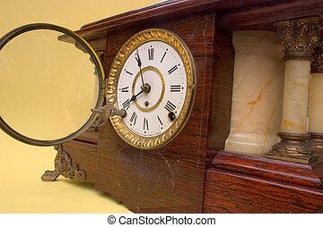 Antique clock 1