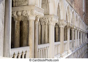 Antique Colonnade