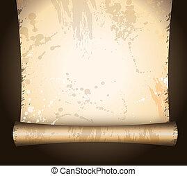 Antique Distressed Parchments