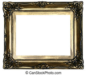 antique frame #2