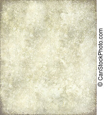 Antique grey parchment or leather with frame and text space