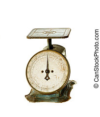 Antique Kitchen Household Scale