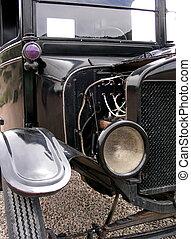 Model T - Antique Model T Ford automobile