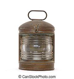 antique nautical lantern - antique nautical brass lamp...