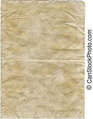 antique paper - Antique laid paper, no cloning with...