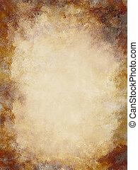 Antique Paper2 - Parchment paper texture