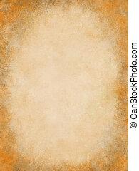 Antique Paper3 - Parchment paper texture