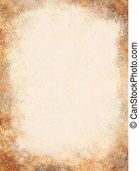 Antique Parchment - Parchment paper texture
