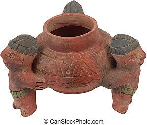 Antique Pottery Urn